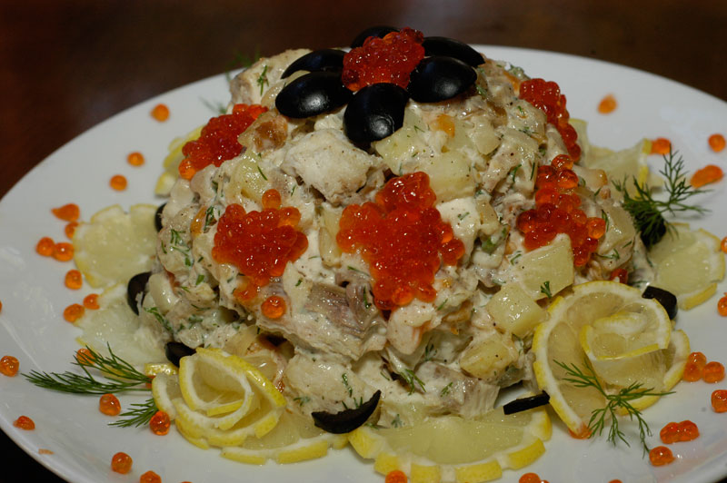 Chicken Salade